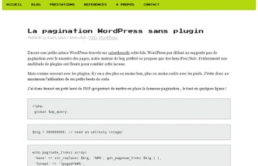 http://angezanetti.com/la-pagination-wordpress-sans-plugin/