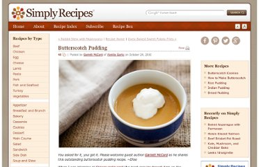 http://www.simplyrecipes.com/recipes/butterscotch_pudding/