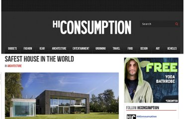 http://hiconsumption.com/2012/01/safest-house-in-the-world/