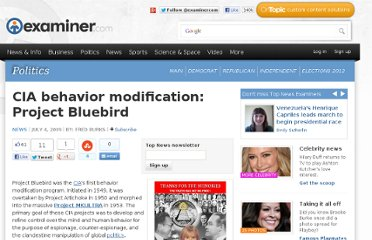 http://www.examiner.com/article/cia-behavior-modification-project-bluebird