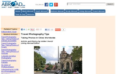http://www.transitionsabroad.com/listings/travel/travel_photography/photography-tips-cities-worldwide.shtml