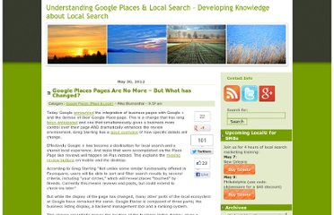http://blumenthals.com/blog/2012/05/30/google-places-pages-are-no-more-but-what-has-changed/