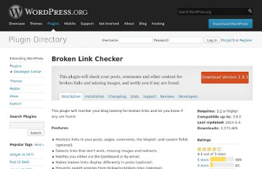 http://wordpress.org/extend/plugins/broken-link-checker/