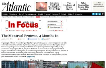 http://www.theatlantic.com/infocus/2012/06/the-montreal-protests-4-months-in/100315/