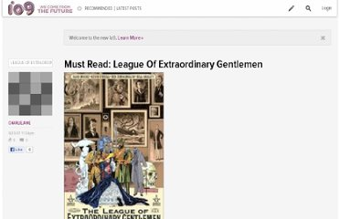 http://io9.com/305445/must-read-league-of-extraordinary-gentlemen