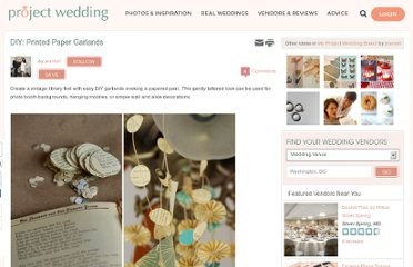 http://www.projectwedding.com/wedding-ideas/diy-printed-paper-garlands#