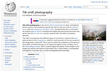 http://en.wikipedia.org/wiki/Tilt%E2%80%93shift_photography