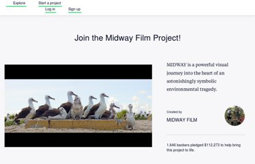 http://www.kickstarter.com/projects/midwayfilm/join-the-midway-film-project