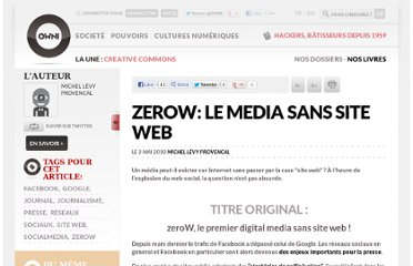 http://owni.fr/2010/05/03/zerow-vers-un-media-sans-site-web/