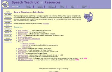 http://www.speechteach.co.uk/p_resource/gen_ed/gen_ed_intro.htm