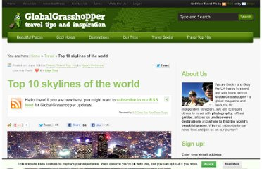 http://www.globalgrasshopper.com/travel/top-10-skylines-world/