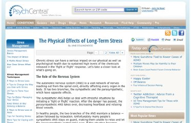 http://psychcentral.com/lib/2007/the-physical-effects-of-long-term-stress/