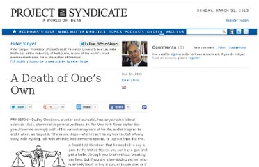 http://www.project-syndicate.org/commentary/a-death-of-one-s-own