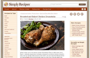 http://www.simplyrecipes.com/recipes/breaded_and_baked_chicken_drumsticks/