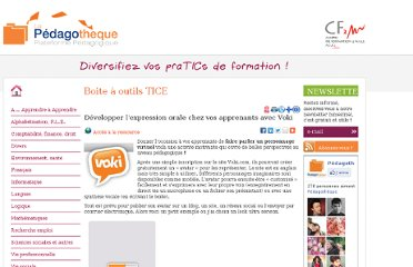 http://www.pedagotheque.be/fr/index.php?pageID&voir=1354&ressource=developper_l%27expression_orale_chez_vos_apprenants_avec_voki#.T9WnIpPgVYU.facebook