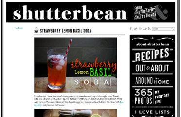 http://www.shutterbean.com/2011/strawberry-basil-soda/
