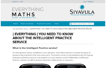 http://everythingmaths.co.za/online-practice-information