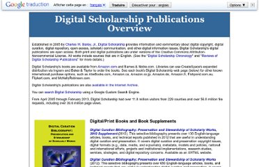 http://digital-scholarship.org/about/overview.htm