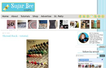 http://www.sugarbeecrafts.com/2010/05/thread-rack-tutorial.html#