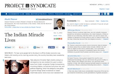 http://www.project-syndicate.org/commentary/the-indian-miracle-lives