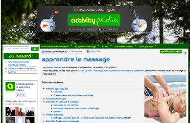 http://www.activitypedia.org/tiki-index.php?page=apprendre+le+massage