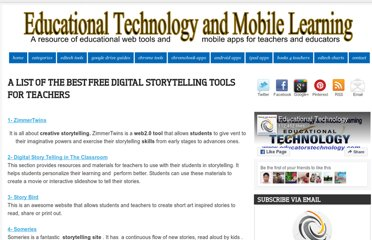 http://www.educatorstechnology.com/2012/06/list-of-best-free-digital-storytelling.html