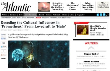 http://www.theatlantic.com/entertainment/archive/2012/06/decoding-the-cultural-influences-in-prometheus-from-lovecraft-to-halo/258357/#slide1