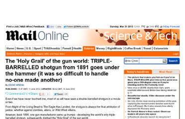 http://www.dailymail.co.uk/sciencetech/article-2157594/TRIPLE-BARRELLED-shotgun-1891-goes-hammer.html