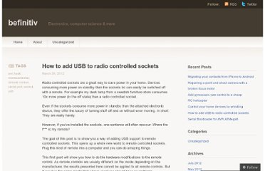 http://befinitiv.wordpress.com/2012/03/26/how-to-add-usb-to-radio-controlled-sockets/