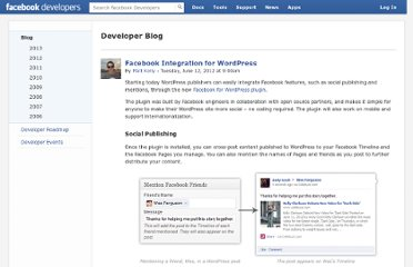 http://developers.facebook.com/blog/post/2012/06/12/facebook-integration-for-wordpress/
