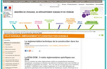 http://www.developpement-durable.gouv.fr/La-reglementation-technique-de-la.html
