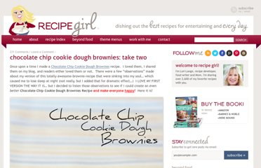 http://www.recipegirl.com/2012/05/29/chocolate-chip-cookie-dough-brownies-take-two/