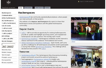 http://hackerspaces.org/wiki/Hackerspaces