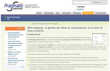 http://www.pragmatic-source.com/fr/use-cases/mind-mapping-la-gestion-des-idees-et-connaissances-et-la-prise-de-notes-intuitive