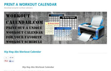 http://www.workout-calendar.com/hip-hop-abs-workout-calendar/