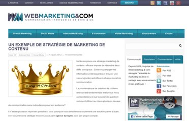 http://www.webmarketing-com.com/2012/06/13/13917-un-exemple-de-strategie-de-marketing-de-contenu