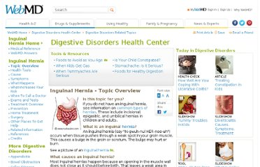 http://www.webmd.com/digestive-disorders/tc/inguinal-hernia-topic-overview