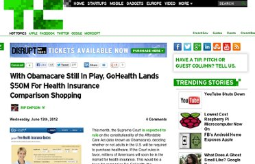 http://techcrunch.com/2012/06/13/gohealth-lands-50-mill/