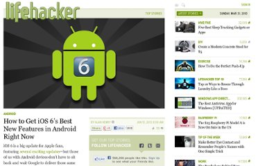 http://lifehacker.com/5918011/how-to-get-ios-6s-best-new-features-in-android-right-now