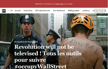 http://www.davduf.net/Revolution-will-not-be-televised