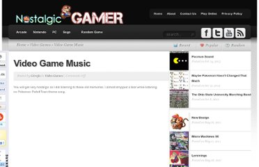 http://nostalgic-gamer.com/2012/06/music-from-video-games/