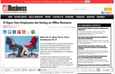 http://www.allbusiness.com/small-business-office-romance/16546490-1.html#axzz1xhnC3gQP