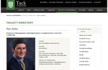 http://www.tuck.dartmouth.edu/faculty/faculty-directory/pino-audia