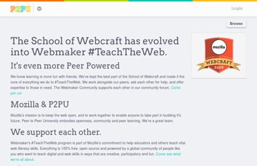 https://p2pu.org/en/schools/school-of-webcraft/