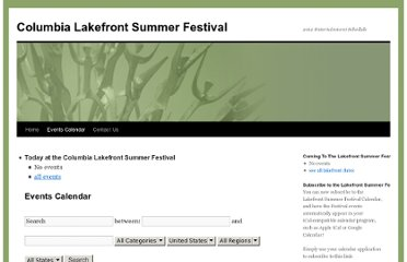 http://www.lakefrontfestival.com/wordp/events/