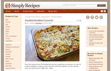 http://www.simplyrecipes.com/recipes/zucchini_breakfast_casserole/
