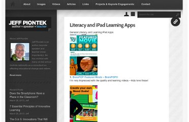 http://jeffpiontek.com/2012/05/31/literacy-and-ipad-learning-apps/