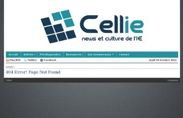 http://www.cellie.fr/2012/06/13/e-reputation-dabord-une-question-didentite-numerique/