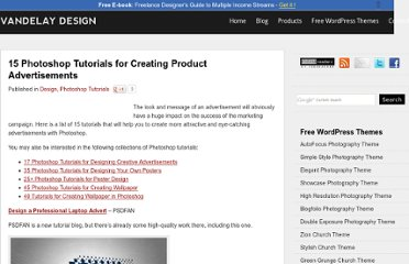 http://vandelaydesign.com/blog/design/product-ad-tutorials/