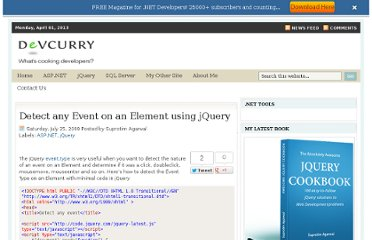 http://www.devcurry.com/2009/07/detect-any-event-on-element-using.html